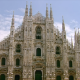 Gothic Cathedral Milan