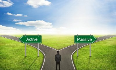 Meaning of passive income